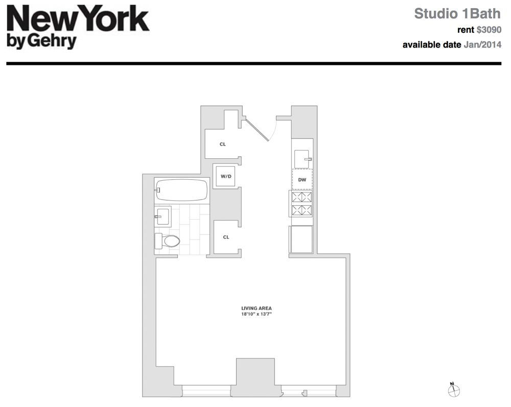 Gehry plan