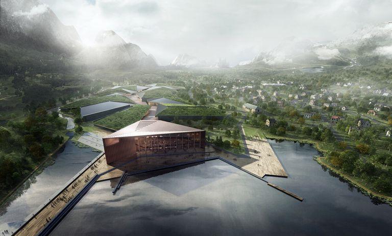 El enorme centro de datos noruego contará con la energía renovable