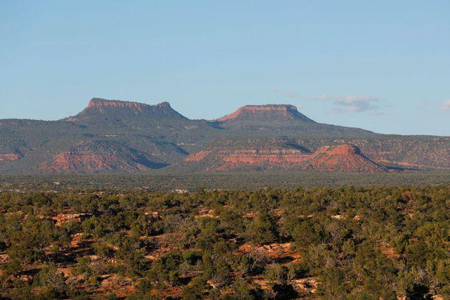 Una vez protegidas como monumentos nacionales, estas tierras de Utah ahora enfrentan la perforación y la minería