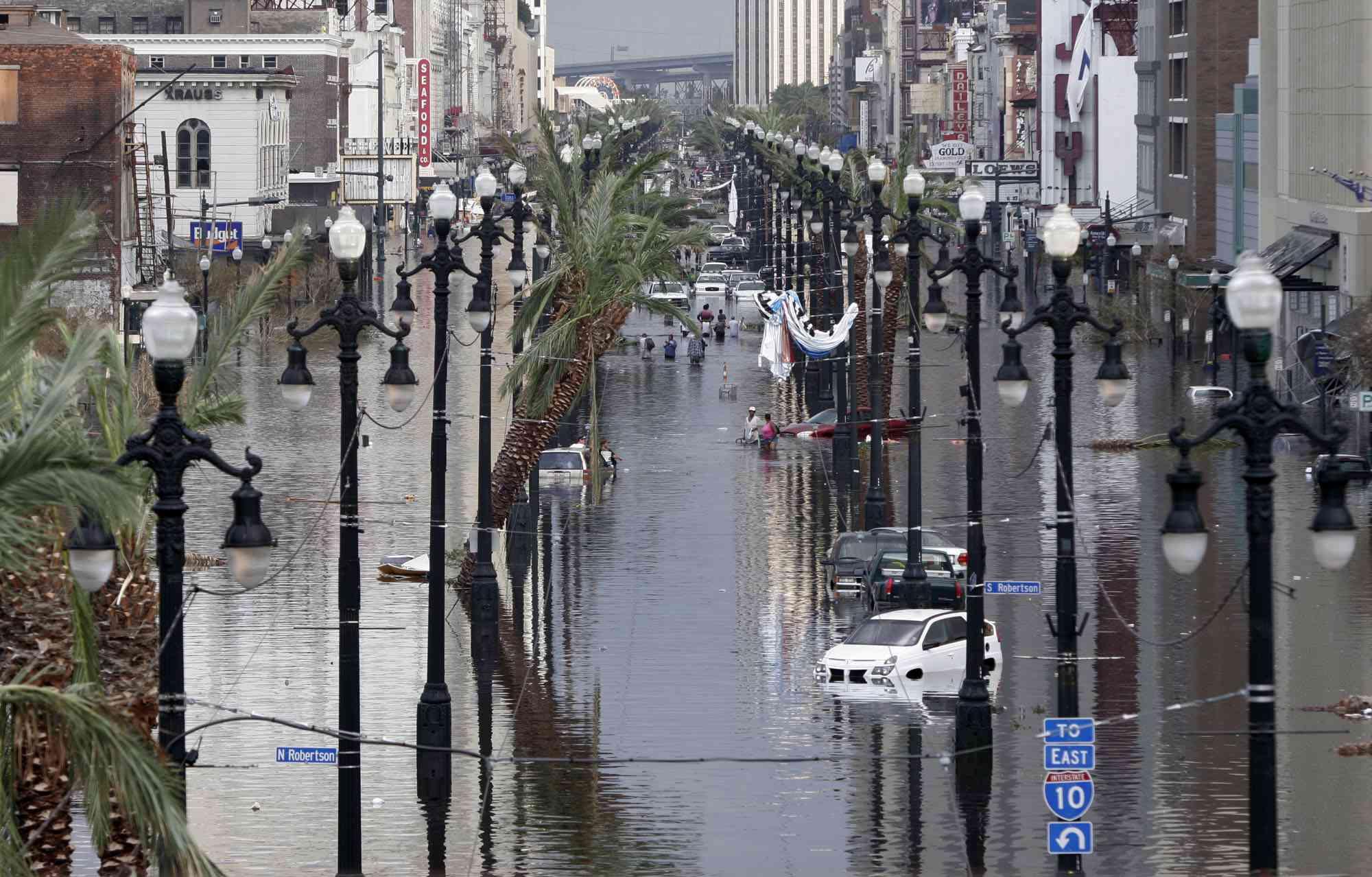 Katrina Devastation Apparent As Toll Rises