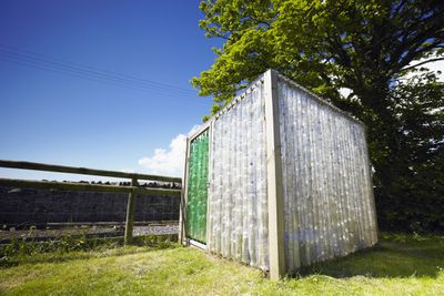 plastic bottle greenhouse an eco friendly project