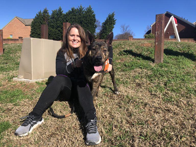 Cómo un corredor convirtió una culpa persistente en un impulso de ego para los perros de refugio