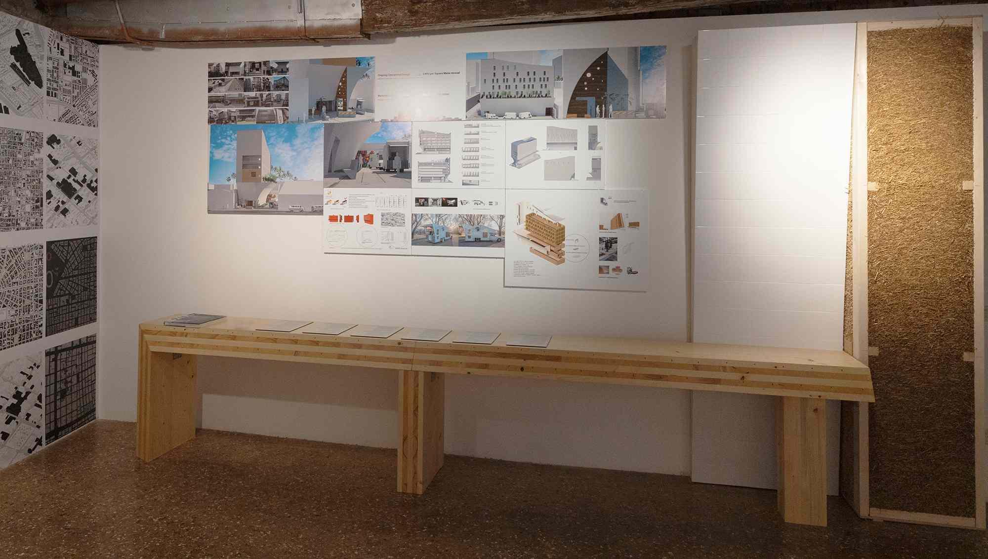 Exhibit at the Biennale