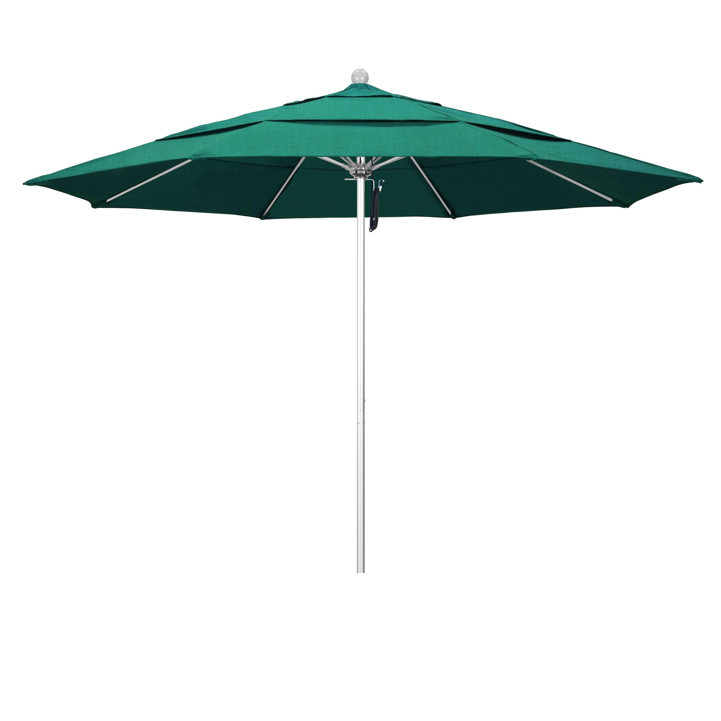 Sol 72 Outdoor Caravelle 11' Market Sunbrella Umbrella