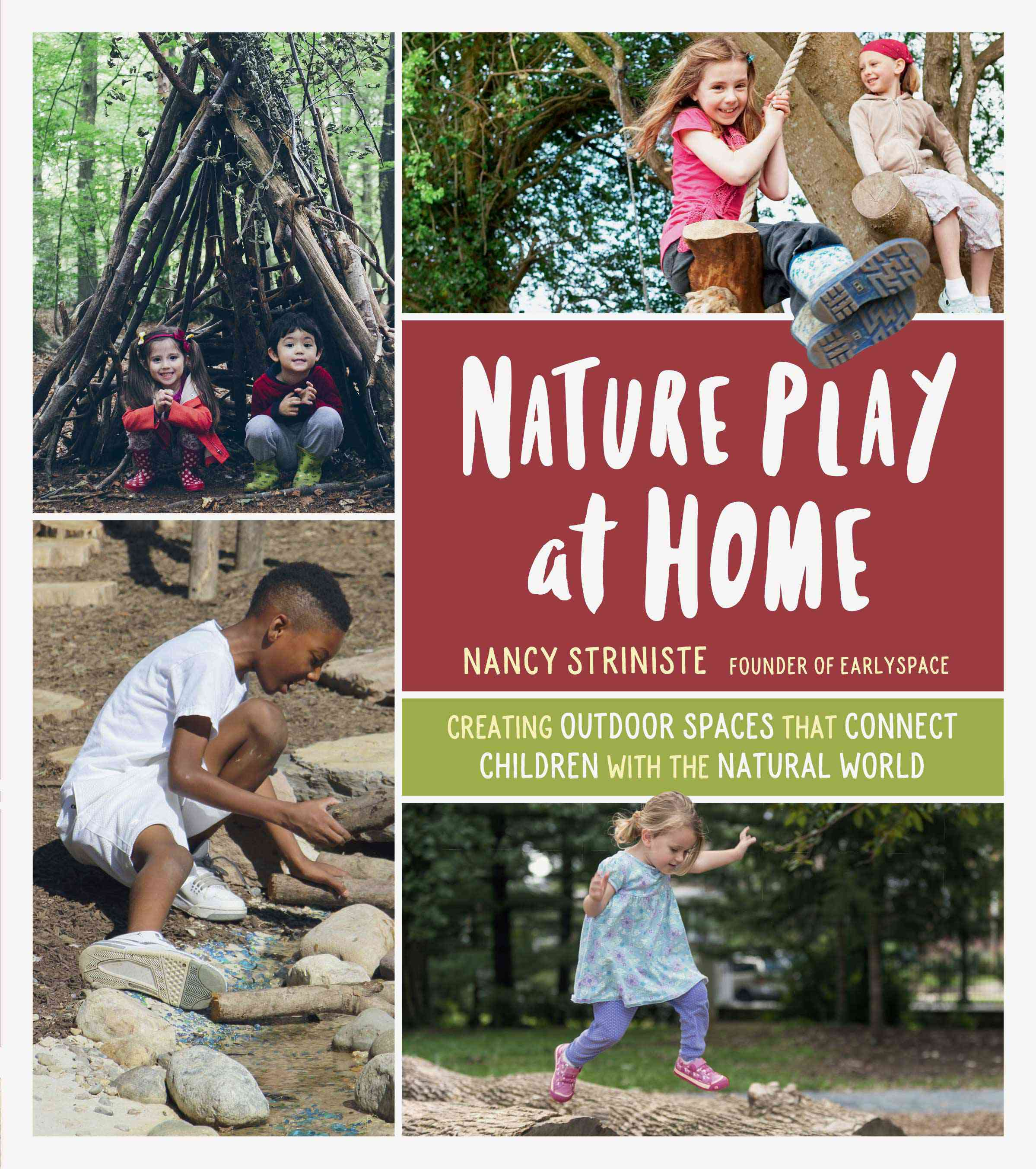 Nature Play at Home, book by Nancy Striniste