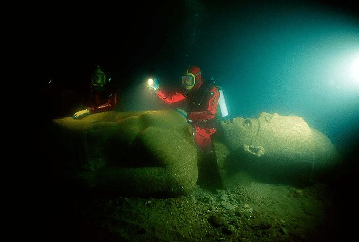 7 mundos submarinos perdidos