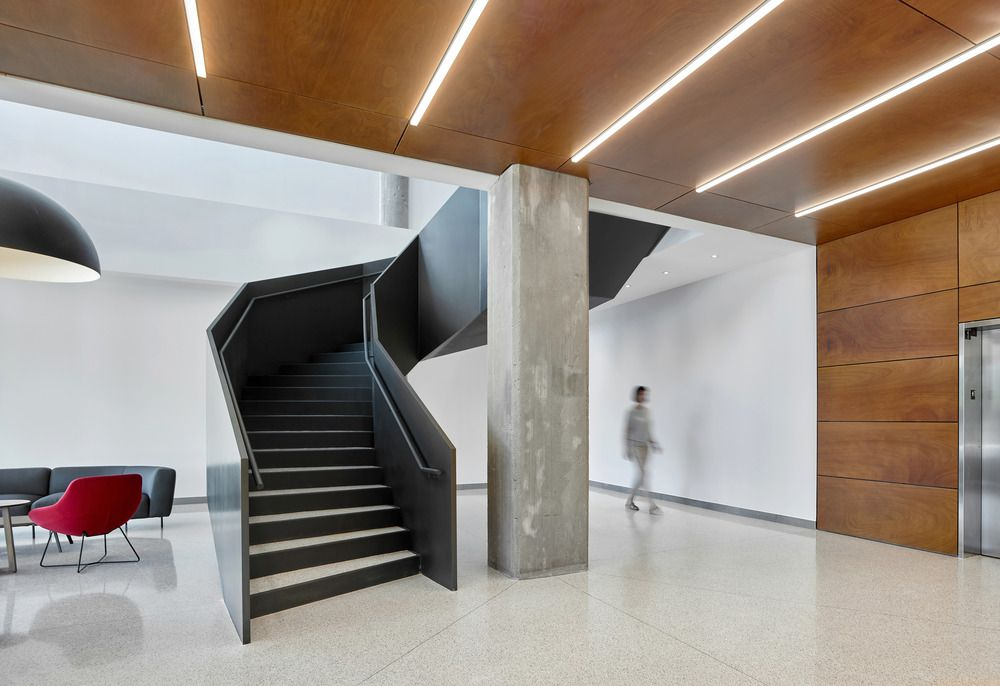 Lobby and Stair