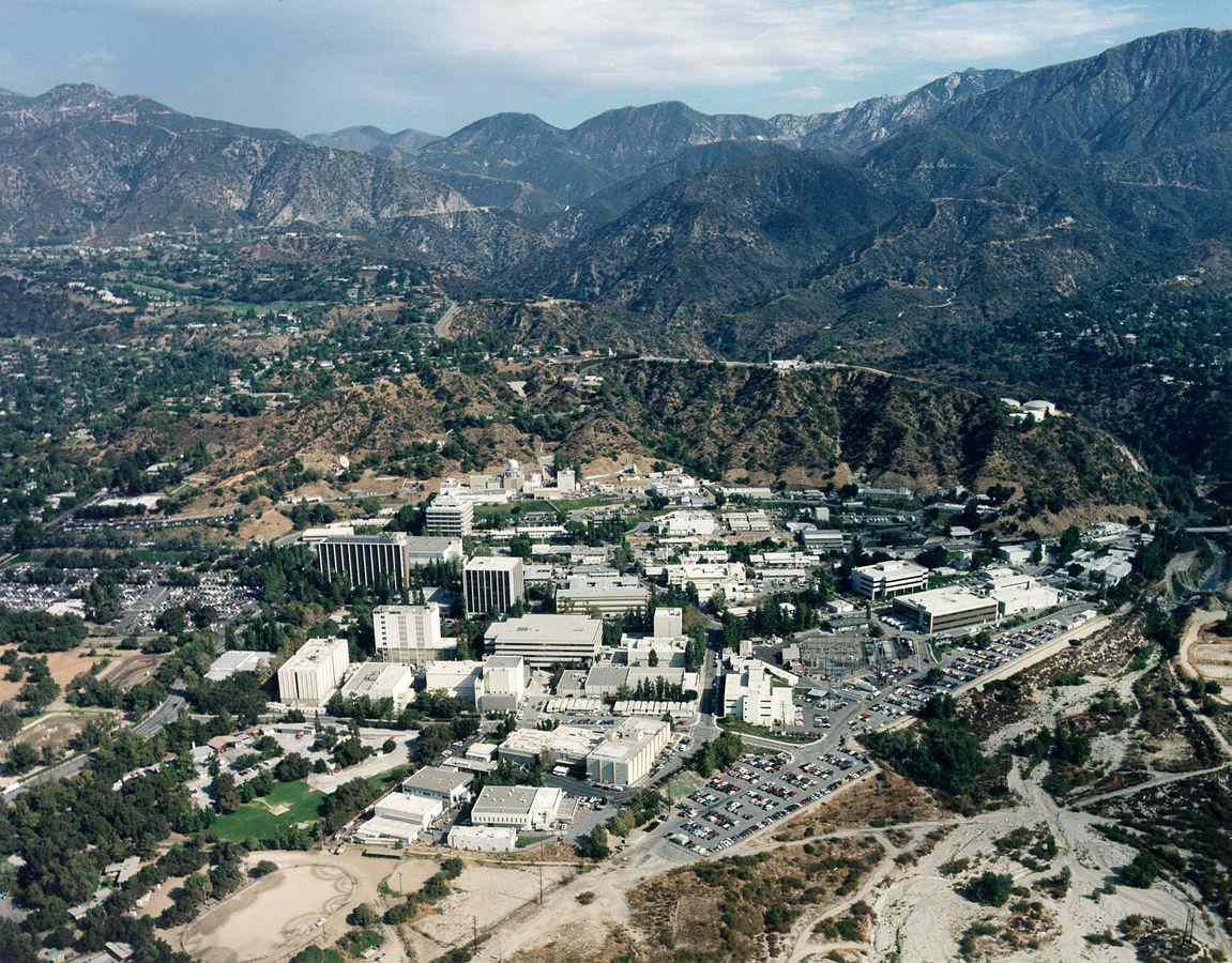 NASA's Jet Propulsion Laboratory in Southern California.