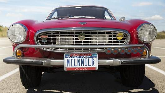 Conoce al hombre que tiene (casi) 3 millones de millas en su Volvo