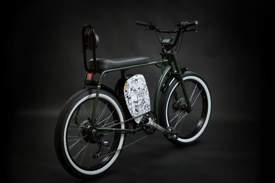 Oto Cycles CrosS e-bike