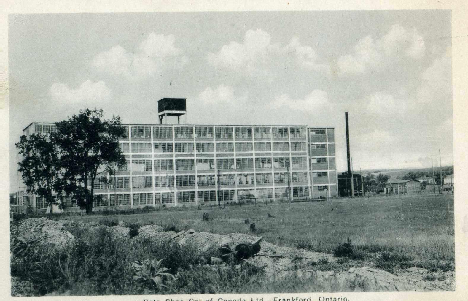 Bata Shoe Factory