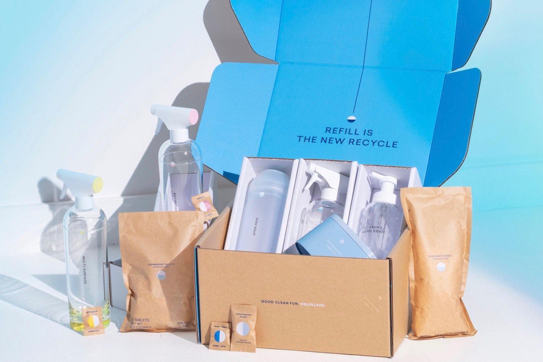Blueland's full product line