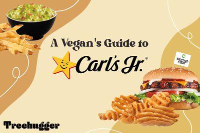 vegan carl's jr