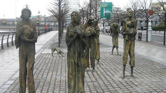 Causa misteriosa de la hambruna irlandesa de patatas finalmente resuelta