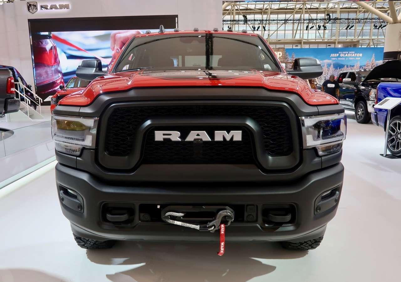 Little Red Ram