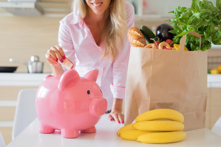 9 hábitos de compra de comestibles para ahorrar dinero