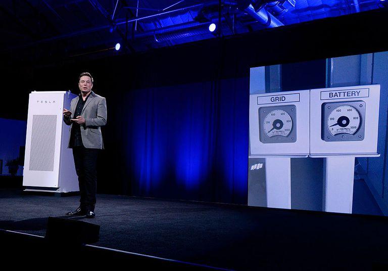 La gran batería de Tesla cambiará el poder y la política