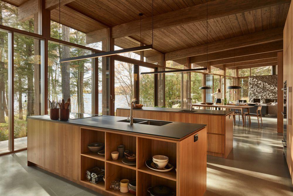 interior view from kitchen
