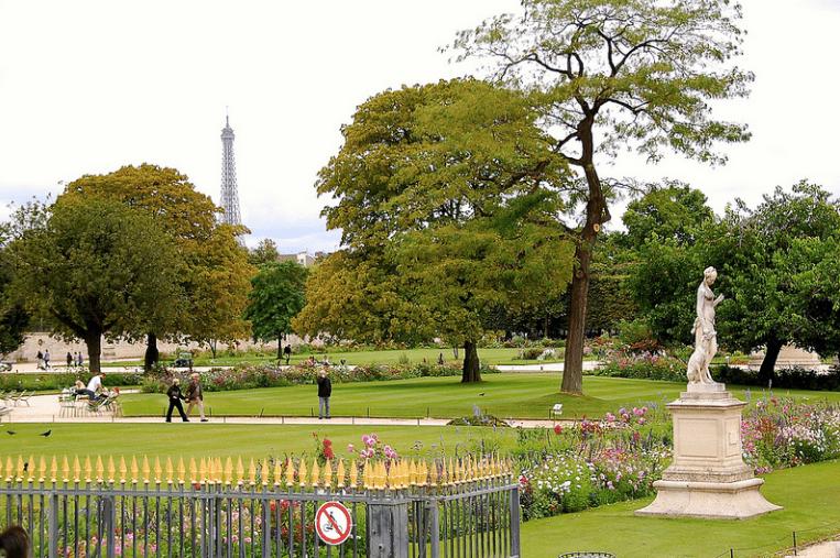 Los parques y jardines públicos franceses se despiden de los pesticidas