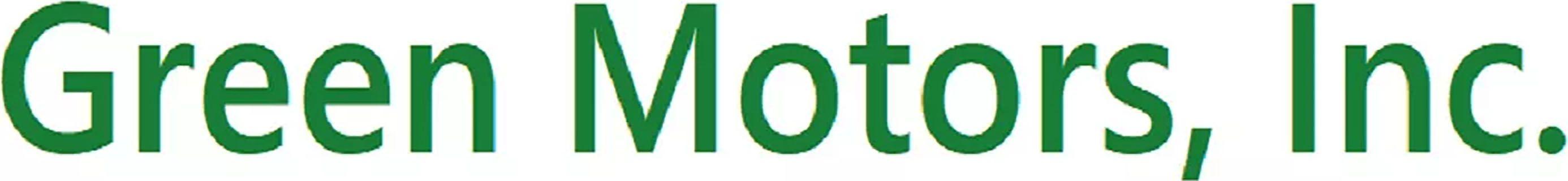 Green Motors Inc.