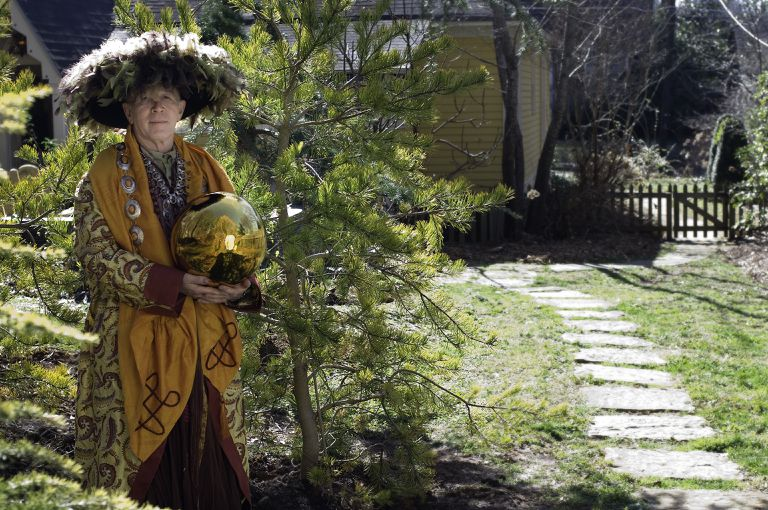 'The Well-Place Weed' honra el trabajo y el legado del difunto jardinero Ryan Gainey