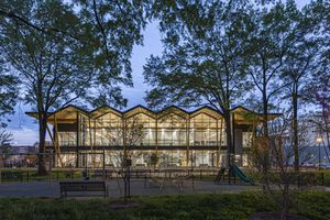 Library in Washington