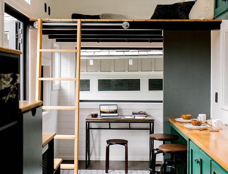 tiny house by Tiny Topanga interior