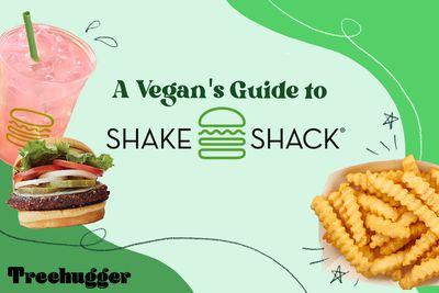 shake shack vegan