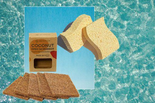 Free the Ocean plastic-free sponges