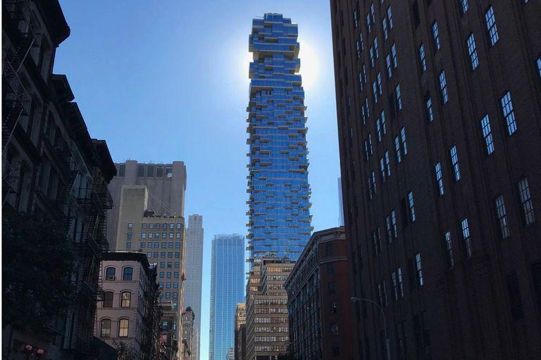 56 Leonard in New York City