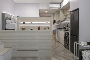 Quiet Apartment Co+in Collaborative Lab interior