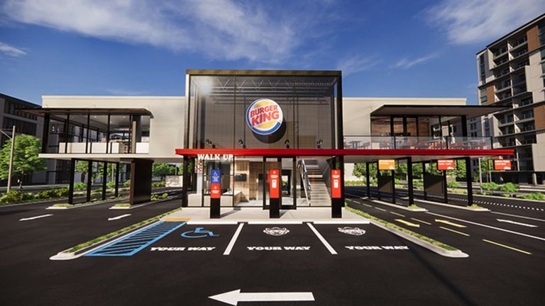 Burger King of the Future