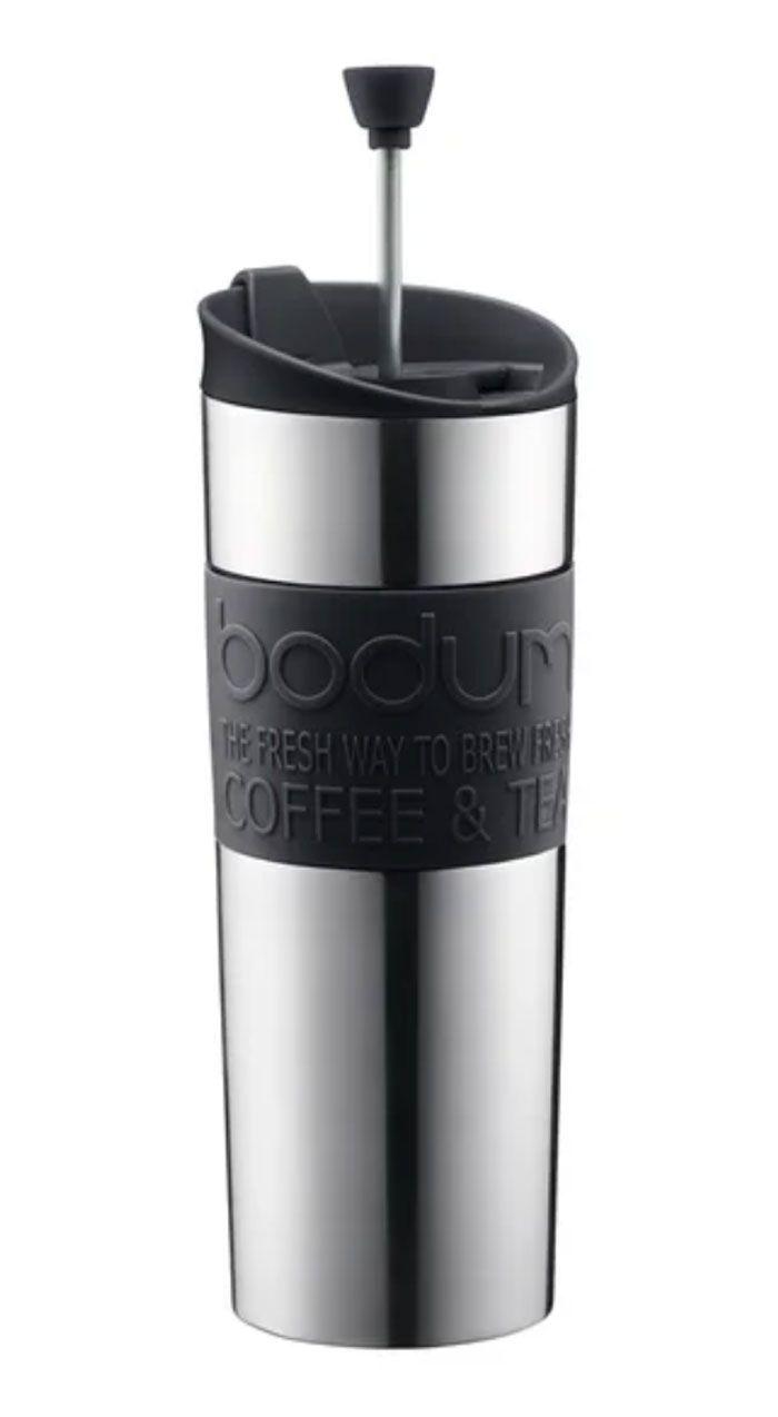 Bodum Stainless Steel French Press Travel Mug