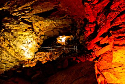 Mammoth Cave in Kentucky