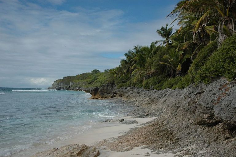 La isla Henderson es el lugar más remoto y contaminado de la Tierra