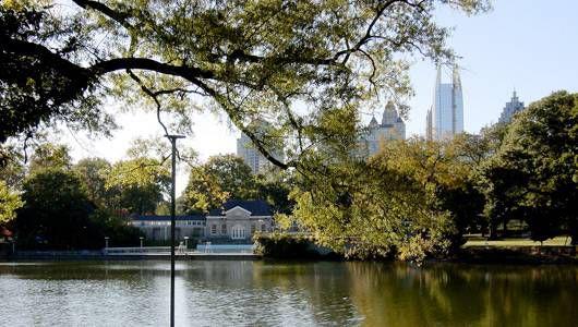 Piedmont Park en Atlanta: Guía del usuario