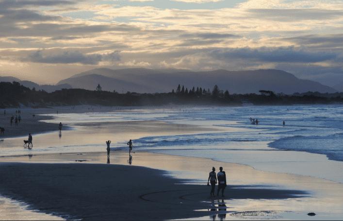 Sunset, Byron Bay, Australia