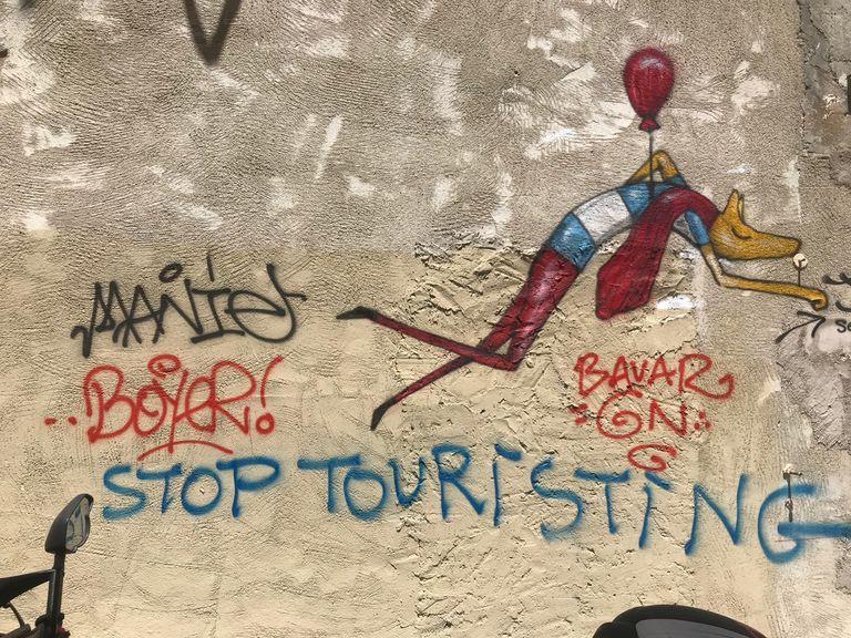 Cómo ser un buen turista