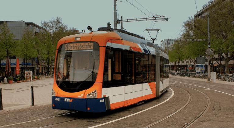 Ciudades alemanas contaminadas Eye Free Public Transit