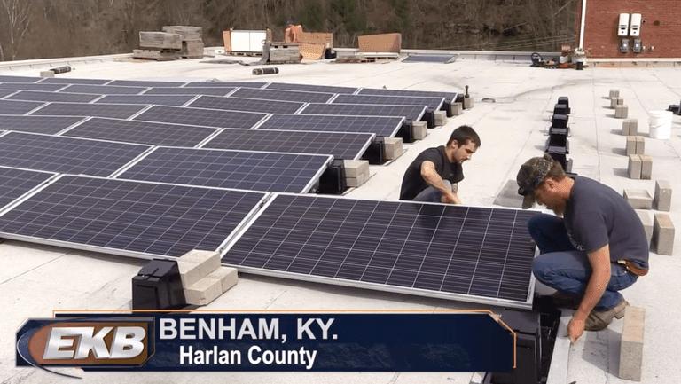 El Museo del Carbón de Kentucky se vuelve solar (y los mineros lo hicieron posible)