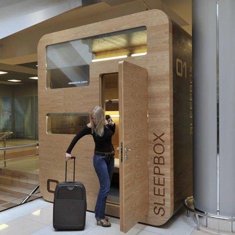 sleepbox moscow airport arch photo