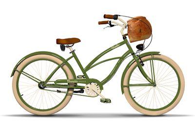 Panera Bread Basket Bike