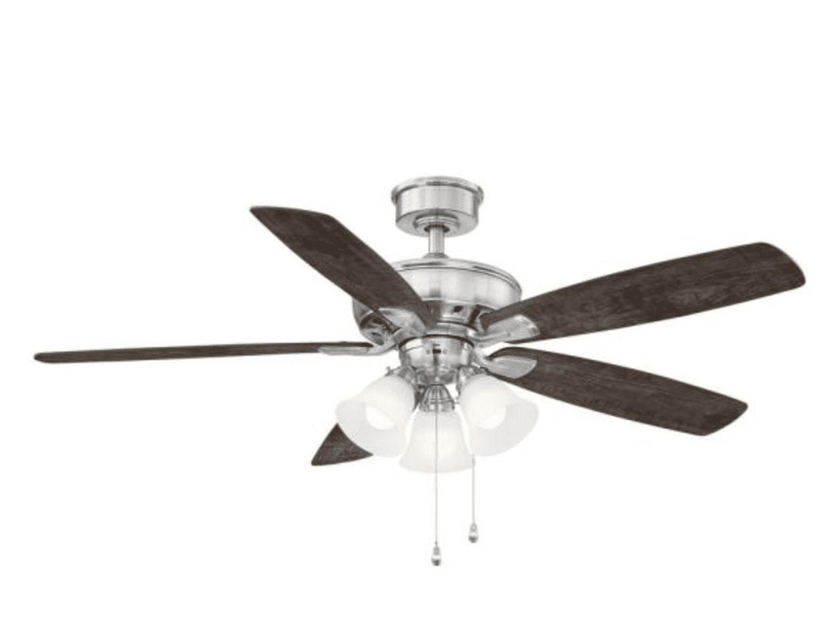 Hampton Bay Welton Fan