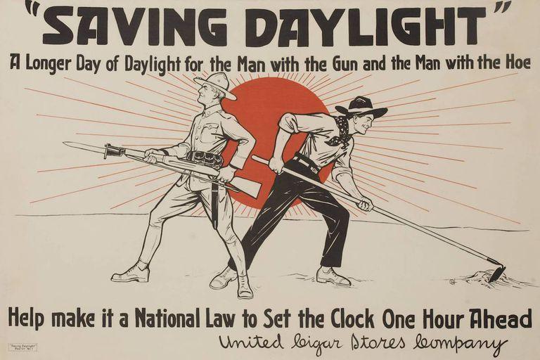 War Time Poster