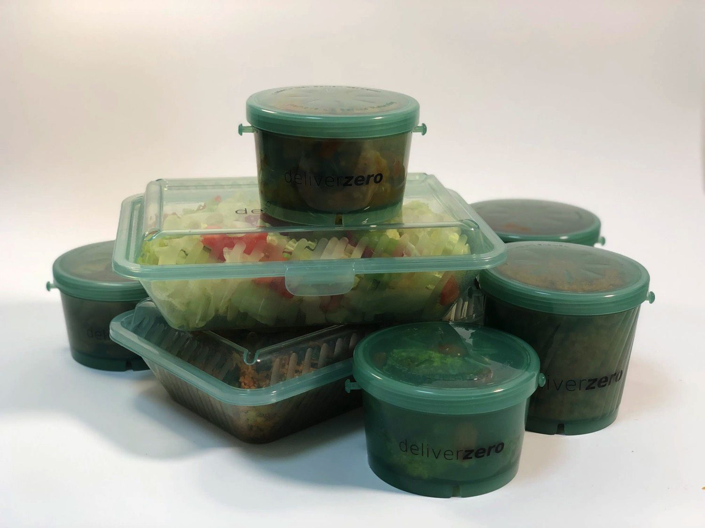 DeliverZero containers