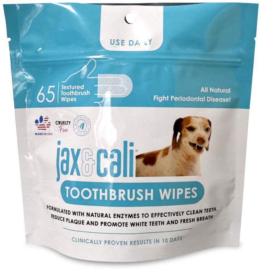 Jax & Cali Toothbrush Wipes