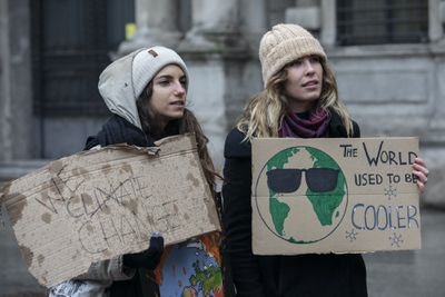 female climate activists