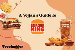 burger king vegan