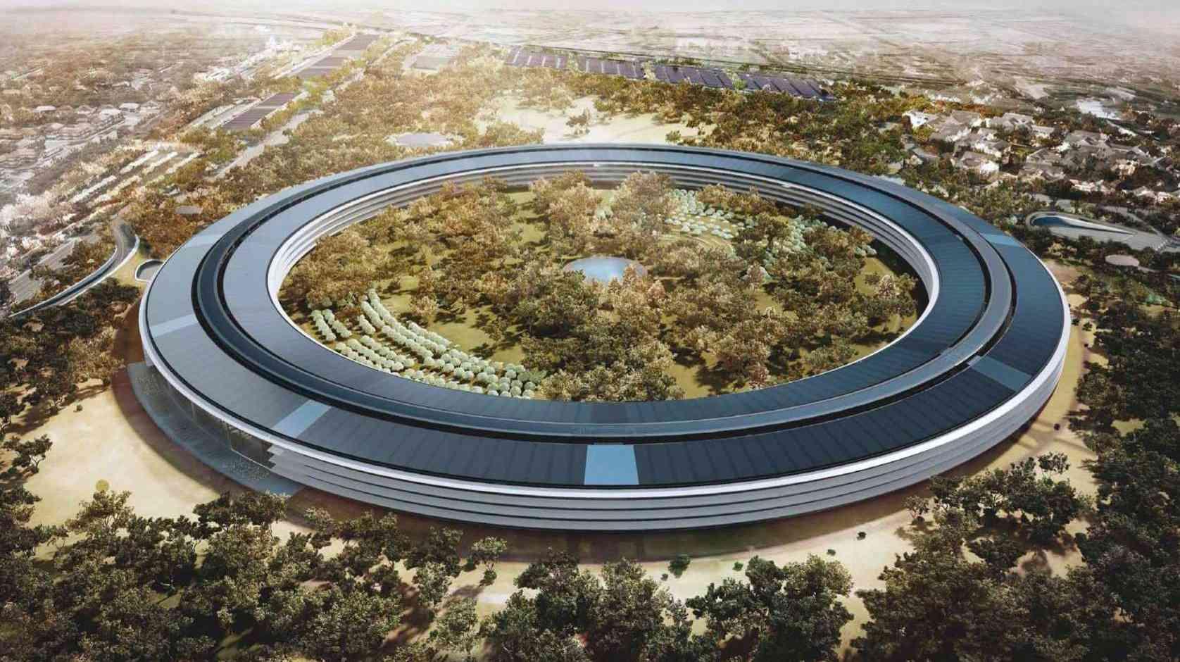 Apple Spaceship HQ