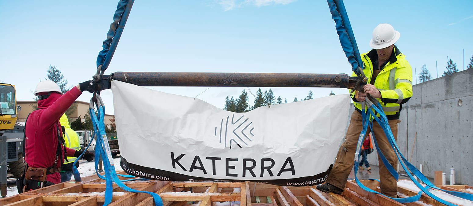 Katerra delivery